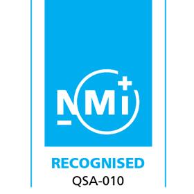 Certificado NMI QSA-010