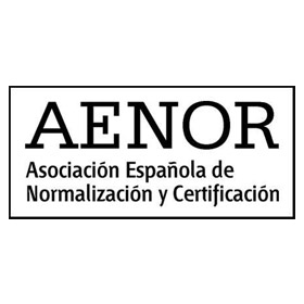 Certificado ISO 9001:2008 Aenor