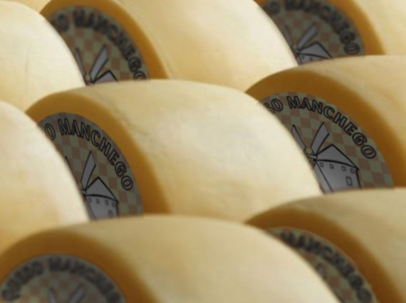 Dibal installation for the multiple cheese labelling