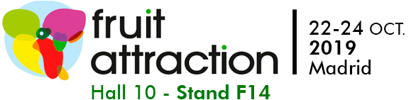 We will be at Fruit Attraction again. Visit us!