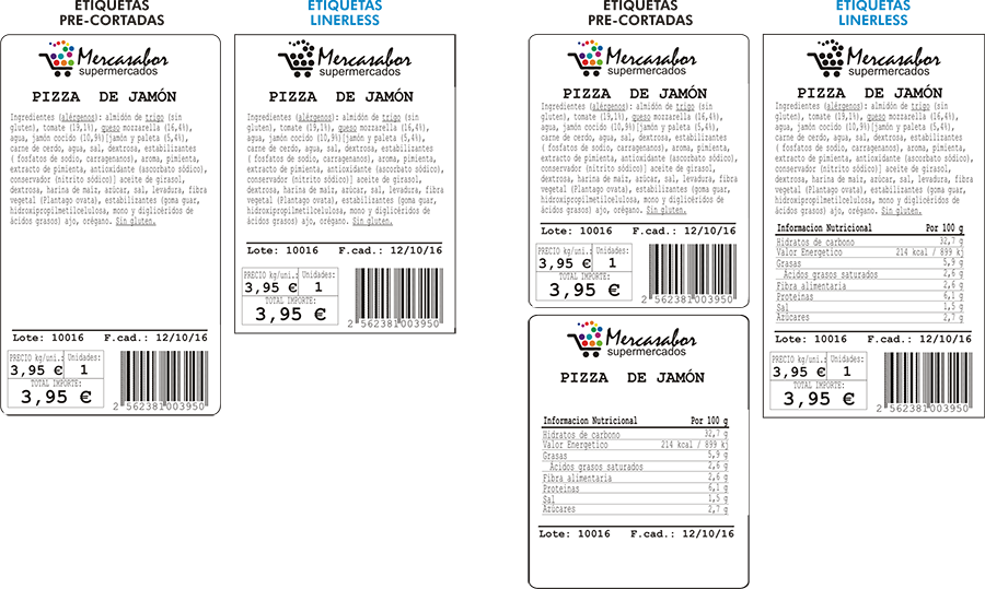Linerless labels: Savings and respect for the environment