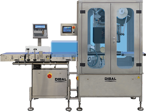 The family of Dibal C-wrap labelling equipment grows