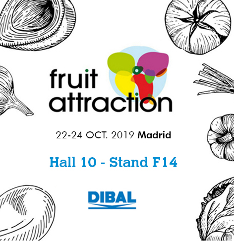 Volvemos a Fruit Attraction ¡Visítanos!