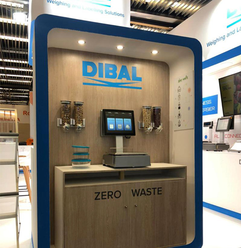Dibal at Euroshop 2020: always with the food trade and pioneer in the field of retail