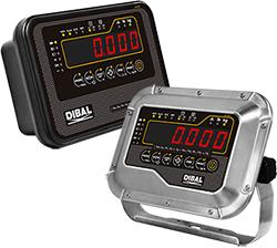 Nuevos indicadores de peso Dibal DMI-610