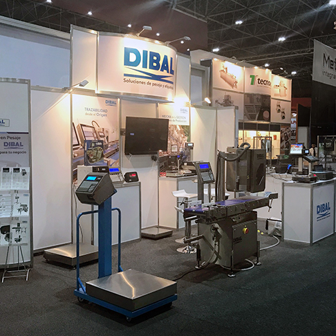 The new subsidiary of Dibal in Mexico participated in the Monterrey Expo Carnes with its own stand