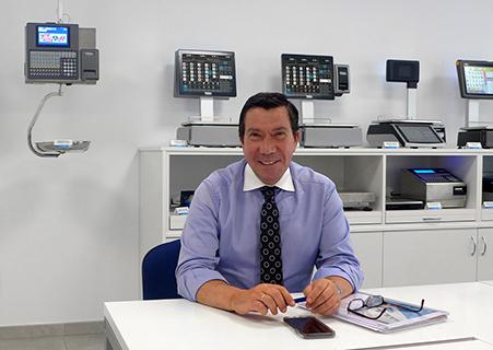 Entrevista con Juan Román Nava, gerente de Dibal