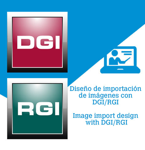 How to design an image import with DGI/RGI