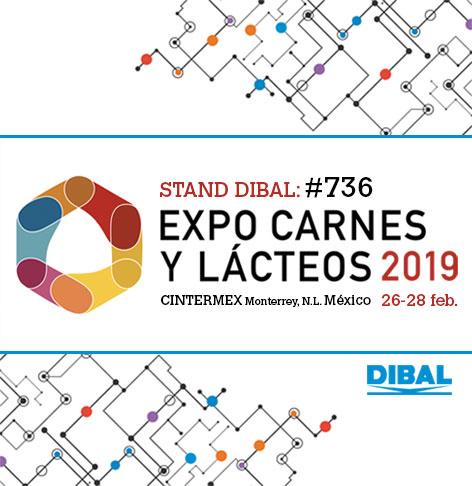 Dibal México presentará en Expocarnes sus novedades para la industria cárnica