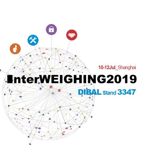 Dibal en InterWEIGHING Shanghai 2019