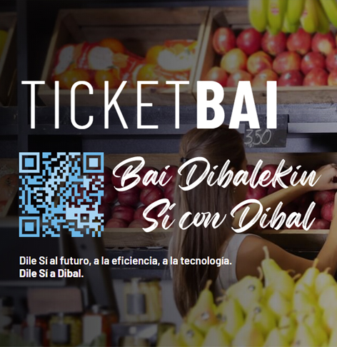 La empresa vasca Dibal desarrolla un software para integrar el TicketBAI en sus balanzas comerciales para los comercios de alimentación