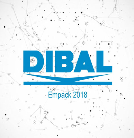 Dibal en Empack Madrid 2018: Siempre con el sector del packaging y la vanguardia de la industria.