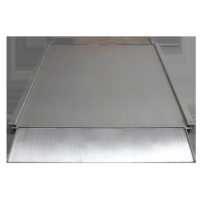4 load cells low profile weighing platforms Dibal 4PBPI Series