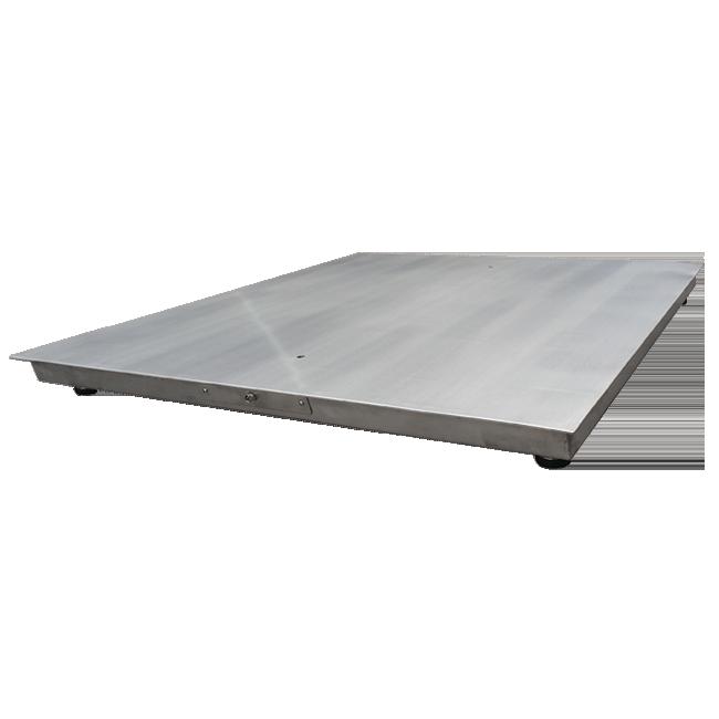Plataformas de pesaje 4 células sobresuelo Dibal Serie 4PSI