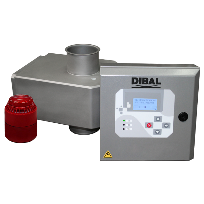 Dibal special metal detection system