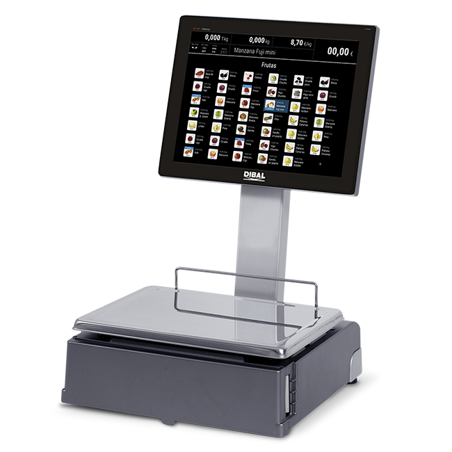 Self-service scales Dibal CS-1100 Series