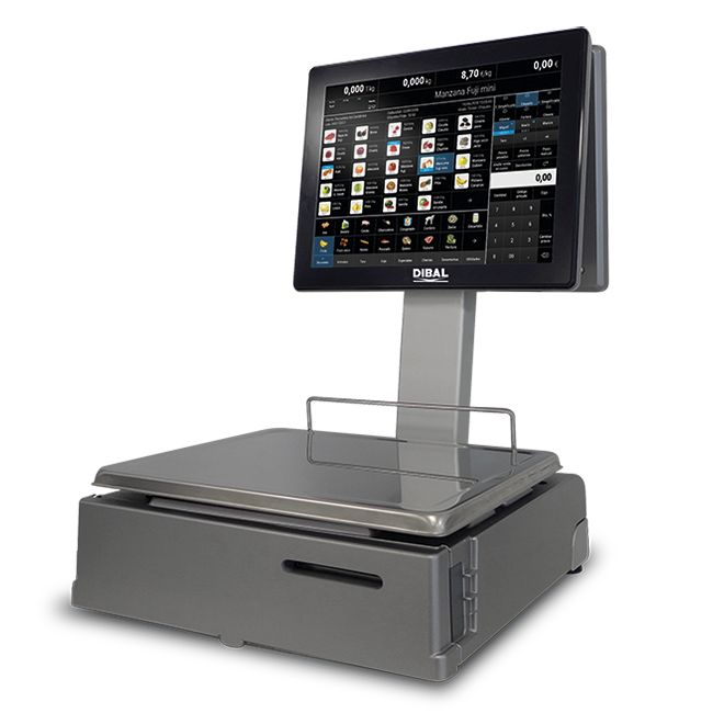 Counter PC scales Dibal CS-2200 Series