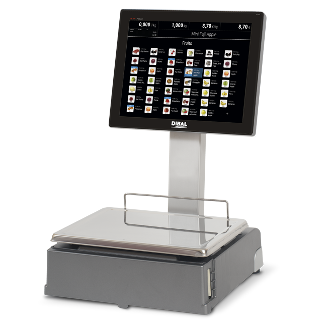 Self-service PC scales CS-2200 Series