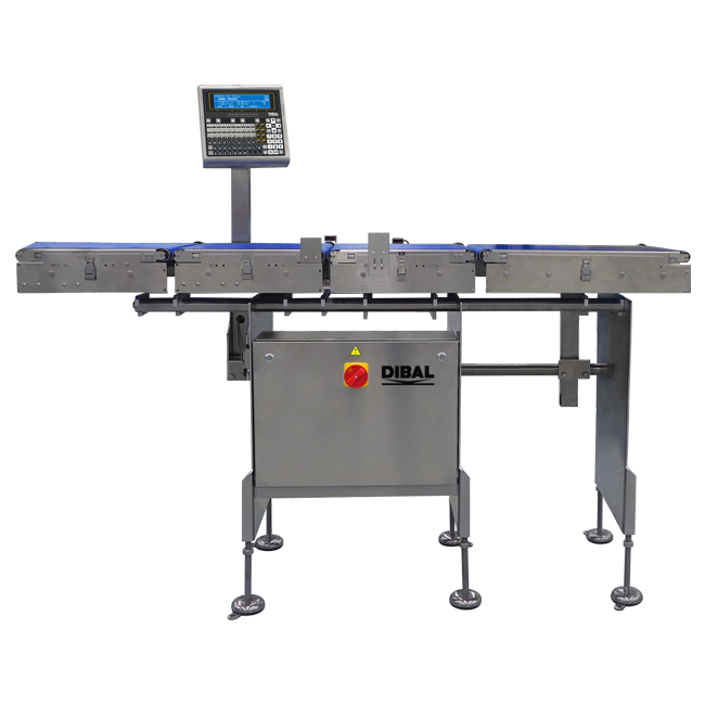 High speed automatic checkweighers Dibal CW-4000+ Series