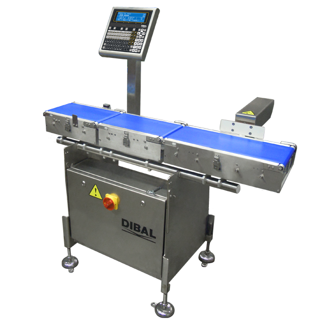 Automatic checkweighers Dibal CW-4000 Series