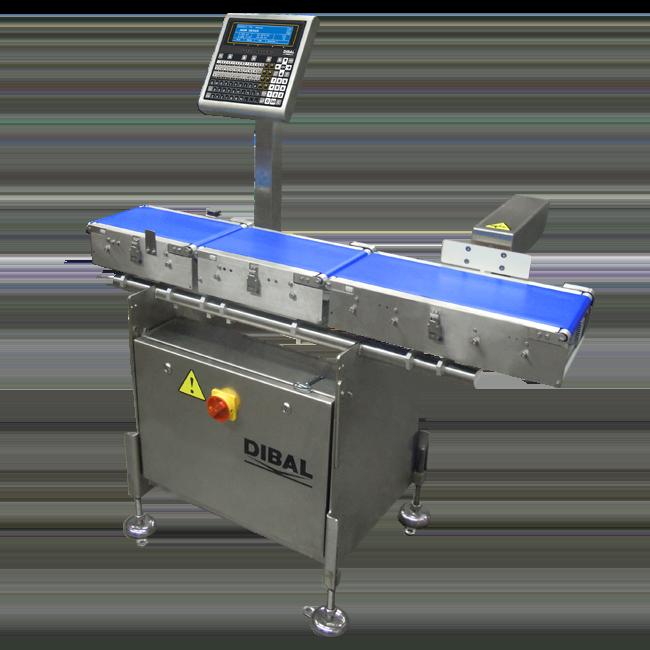 Controladoras automáticas de peso Dibal Serie CW-4000
