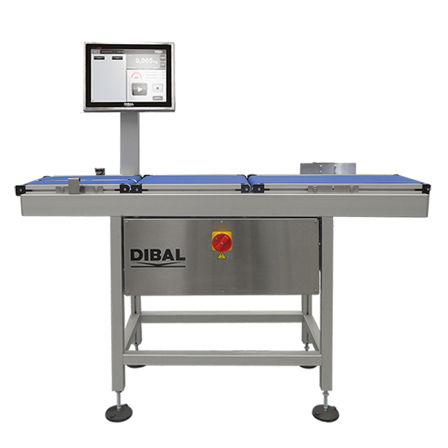 Automatic checkweighers Dibal CW 800 Series