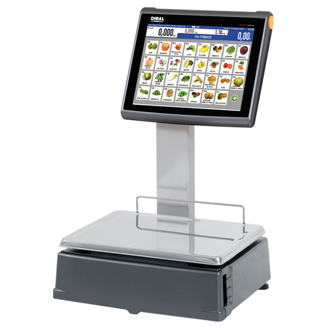 Self-service scales Dibal D-900 Series