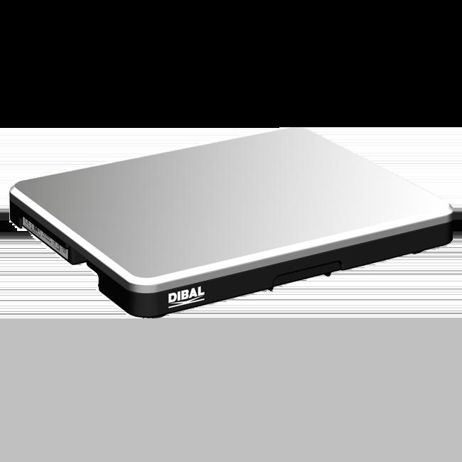 Single load cell weighing platforms Dibal DP Series
