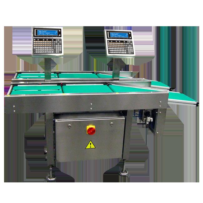 Equipo especial de control automático de peso Dibal