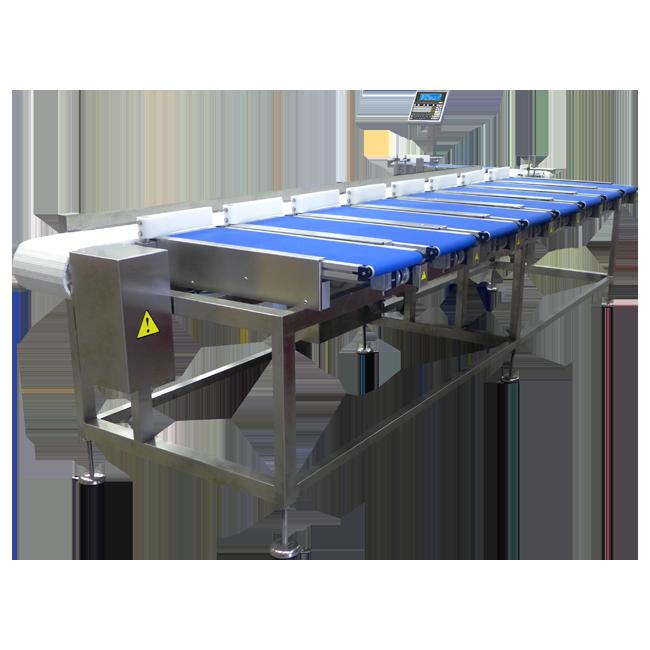 Equipo especial de clasificación automática por peso Dibal GW-4000