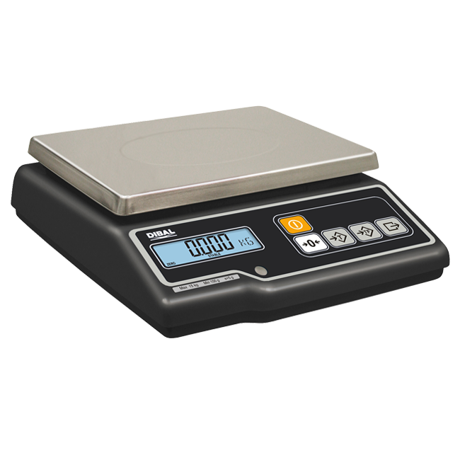 Weight only scales Dibal G-305 Series