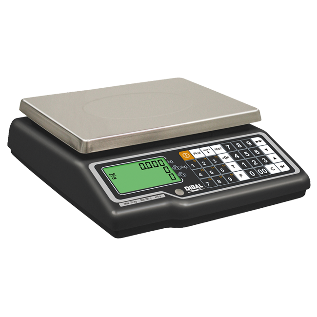 Counter scales Dibal G-325 Series