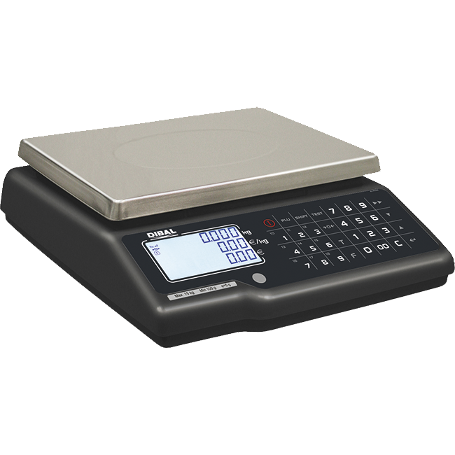 Counter scales Dibal G-400 Series