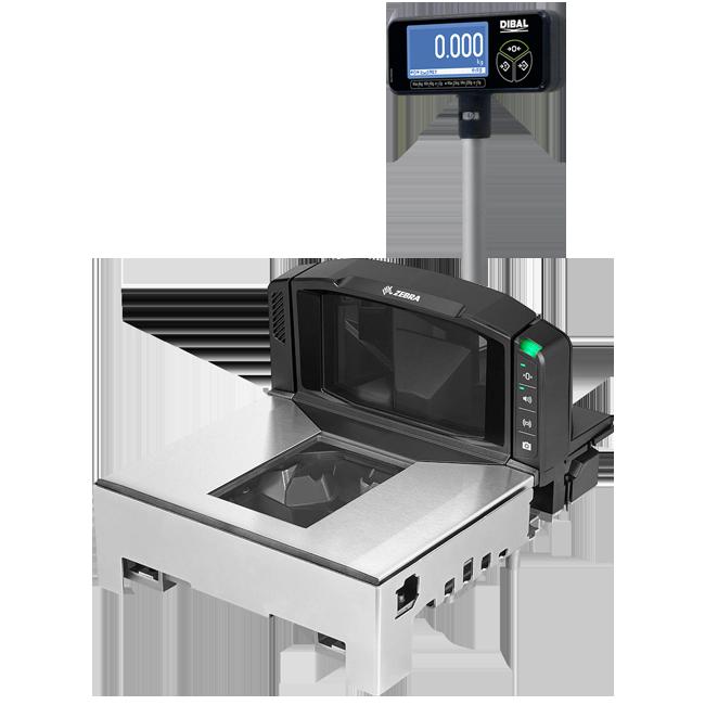 Scanner weighing kits Dibal KS-400 Series