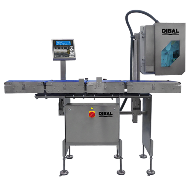 High speed automatic Labellers Dibal LS-4000+ Series