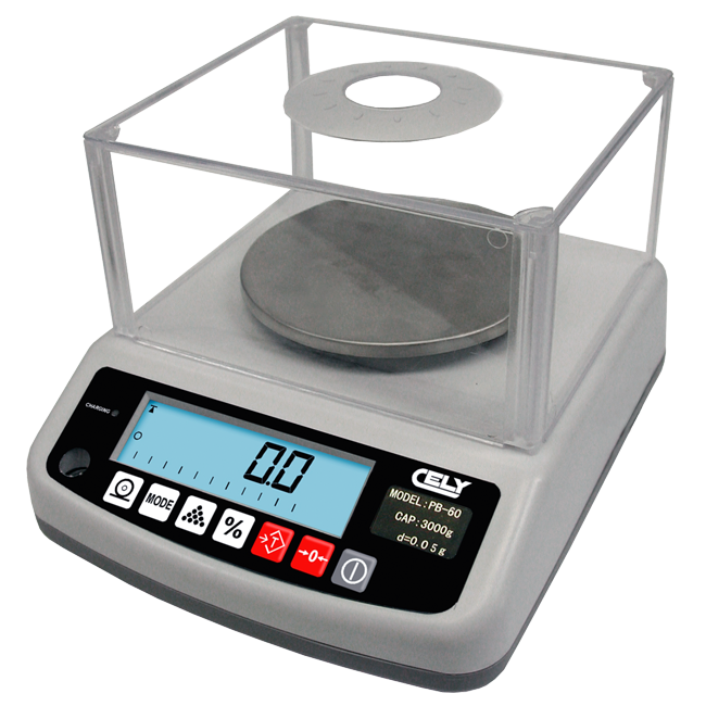 Precision scales Cely PB-60 Series