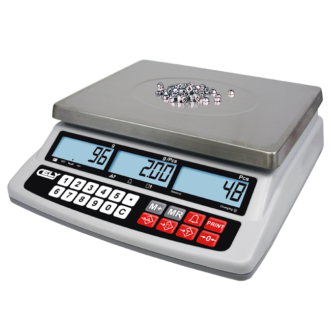 Counting scales Cely PC-50 model