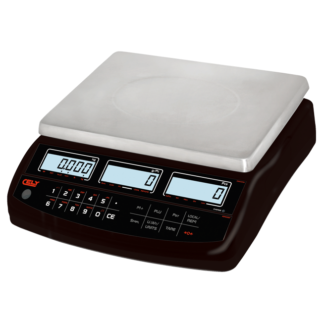 Counting scales Cely PC-60 Series