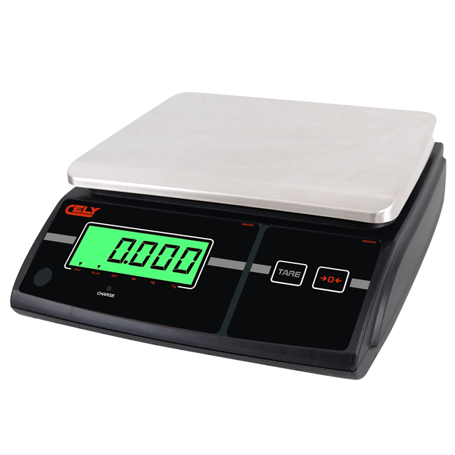 Counter scales Cely PS-65 CW model