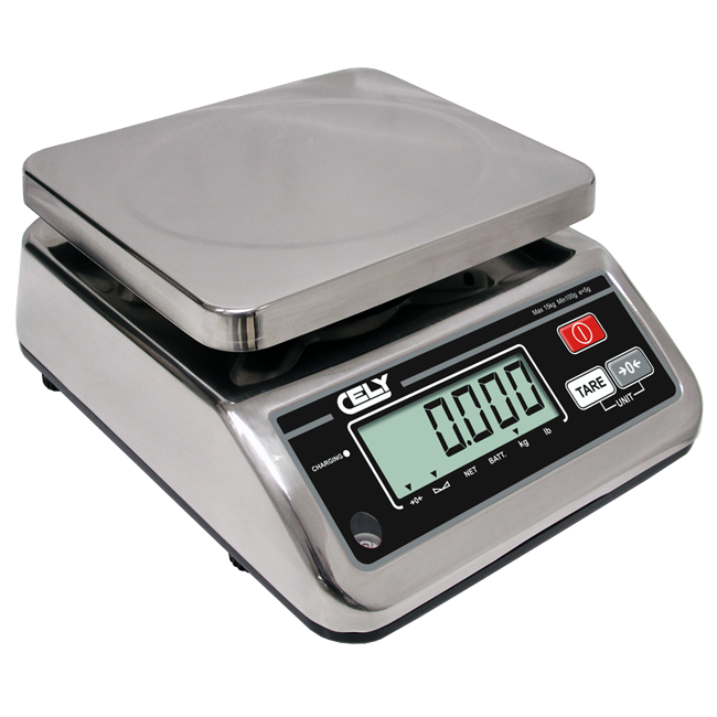 Weight only scales Cely PS-50 / PS-70 I models
