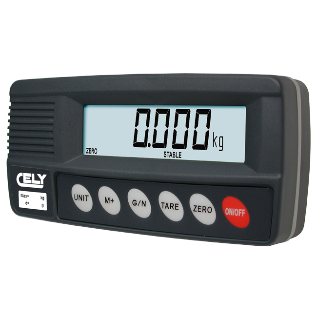 Weight indicators Cely RW-I Series