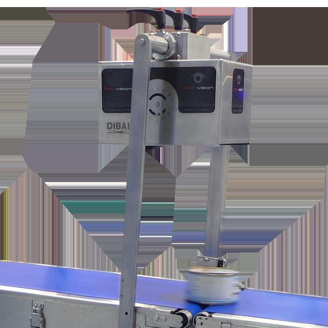 Dibal Vision artificial vision camara