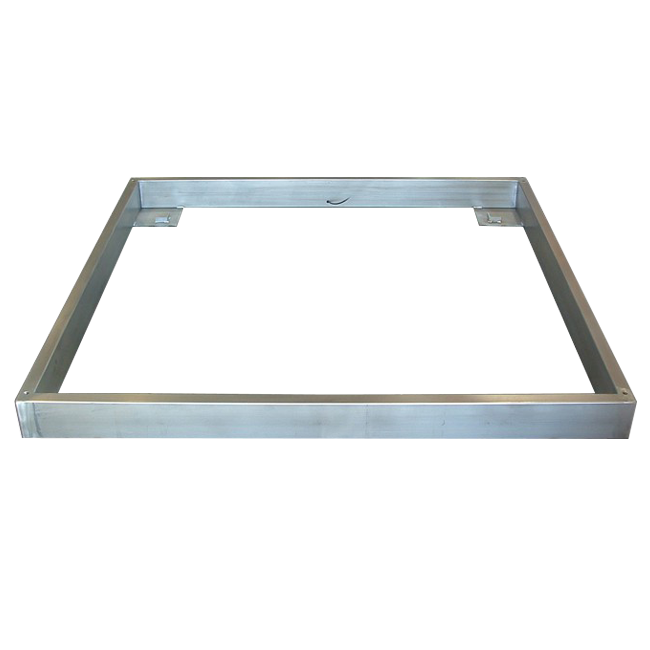 Stainless steel pit frame