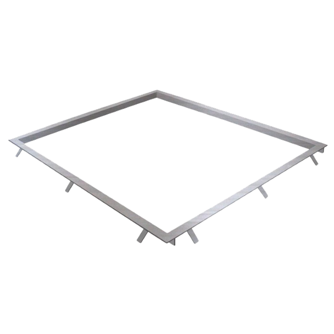 Stainless steel frame