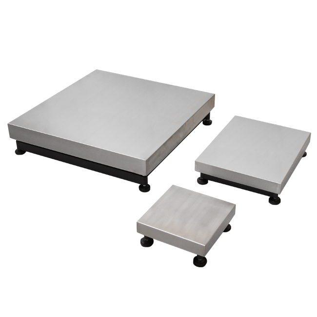 ME Series single load cell platforms (monorange)