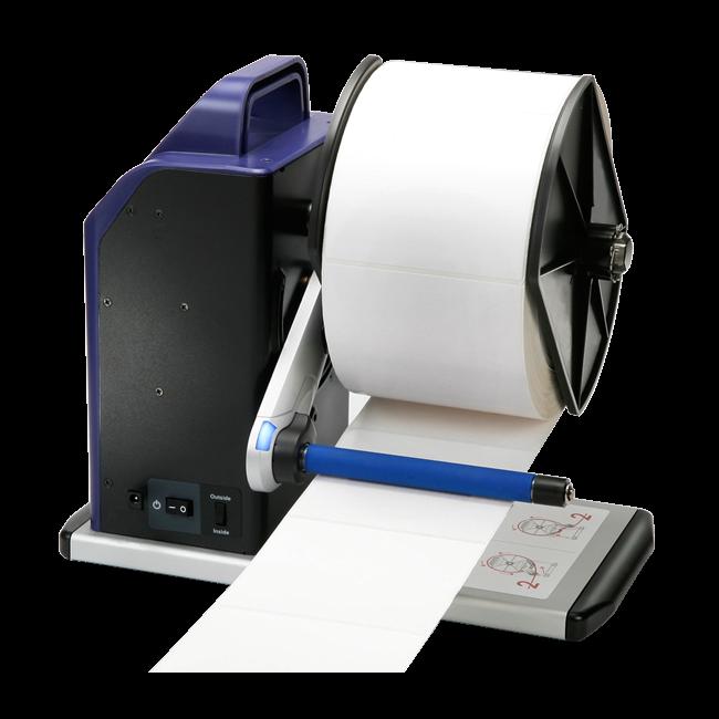 Rebobinador de etiquetas externo RW-3000