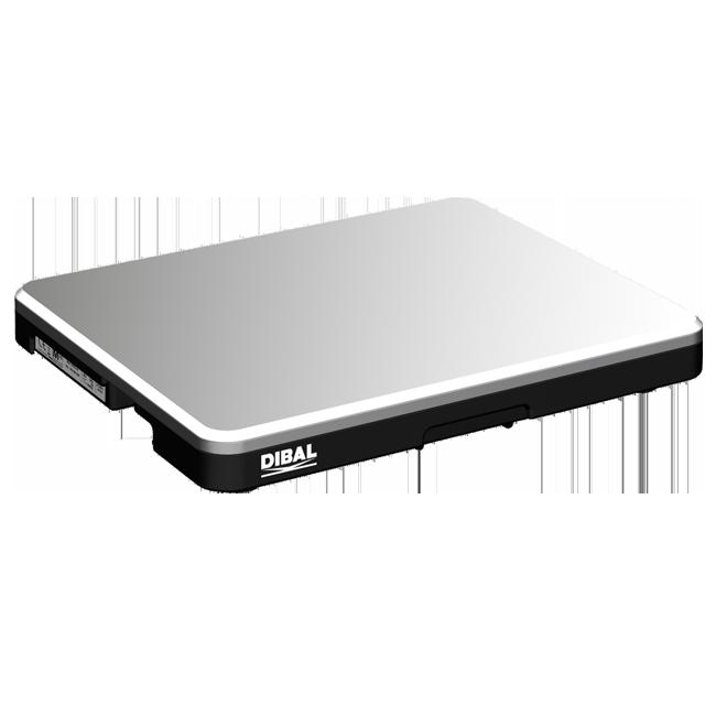 DP Series single load cell platform (mono-range or multi-range)