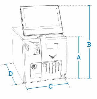 PC based manual labellers LP-5000 Series