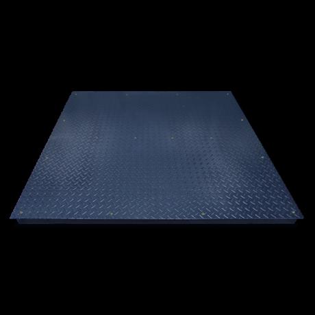 Plataformas de pesaje 4 células sobresuelo o empotables Dibal Serie 4EH
