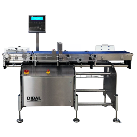 Automatic checkweighers CW-4500 Series
